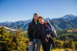 Cone peak v Hanmer Springs