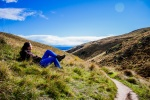 Chilling on the Port Hills