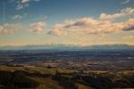 Nový Zéland, kopce a hory