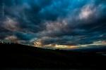 Západ slunce na Helnčiny narozky