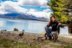 Tekapo with ducks