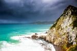 Bouře nad Nugget Point