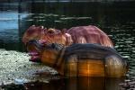 Hippo lanterns