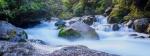 Řeka v Milford Sound