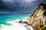 Storm at Nugget Point