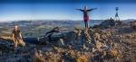 Mt. Isobel a celá naše parta