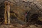 Helenka hledá zlato ve starém dole