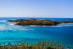 Také výhled z kozího ostrova
