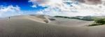 Píšečné duny u města Sigatoka