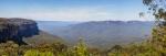 Okouzlující výhled do nitra Modrých hor