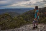 Další výhled do kaňonu Modrých hor