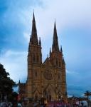 Katedrála Panny Marie v Sydney