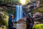 Charming Creek Vodopád