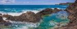 Jezírka mořských víl v Matapouri