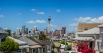 Sky Tower v Aucklandu