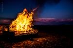 Hořící piáno